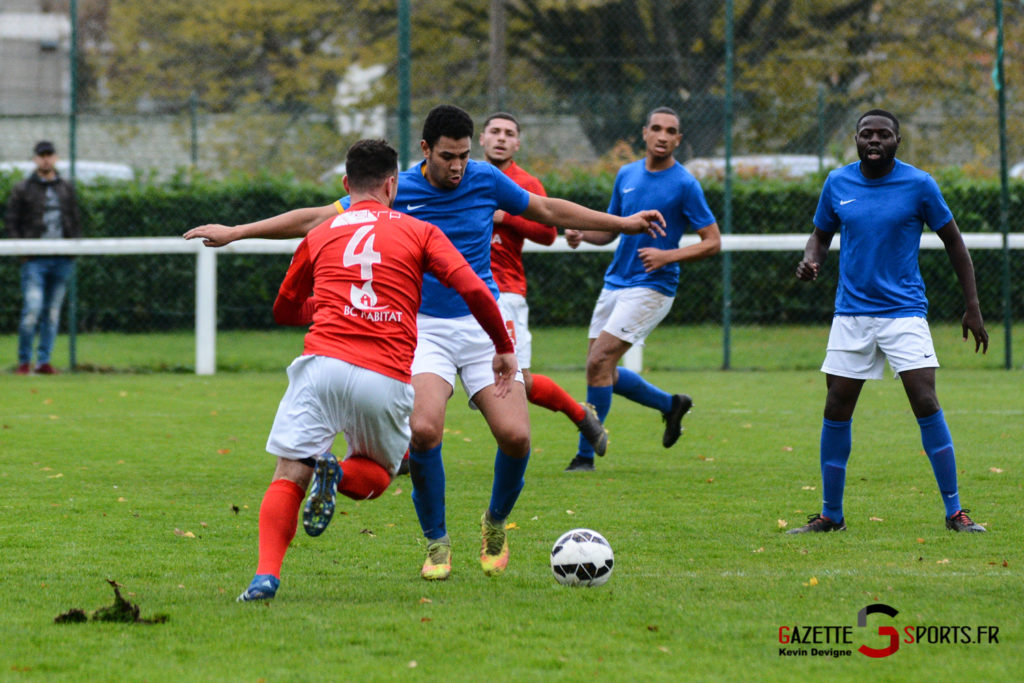 Football Montieres Vs Beauvais B Kevin Devigne 21