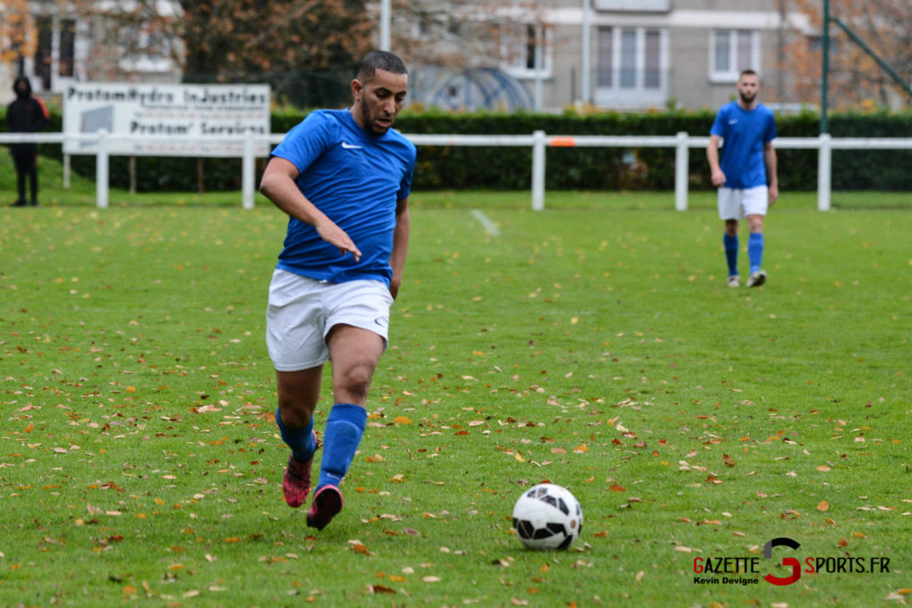 Football Montieres Vs Beauvais B Kevin Devigne 22