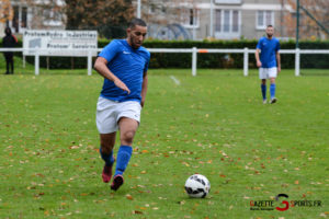 Football Montieres Vs Beauvais B Kevin Devigne 22