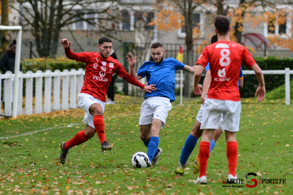 Football Montieres Vs Beauvais B Kevin Devigne 23