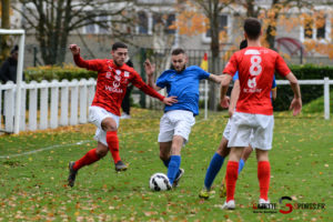 Football Montieres Vs Beauvais B Kevin Devigne 23