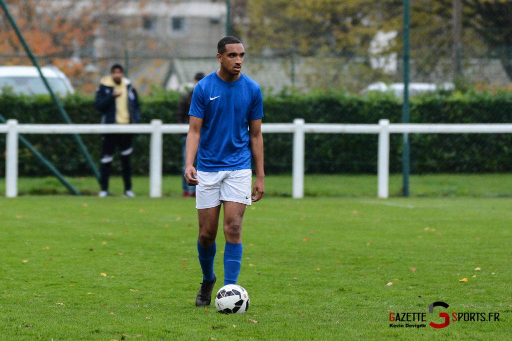 Football Montieres Vs Beauvais B Kevin Devigne 25
