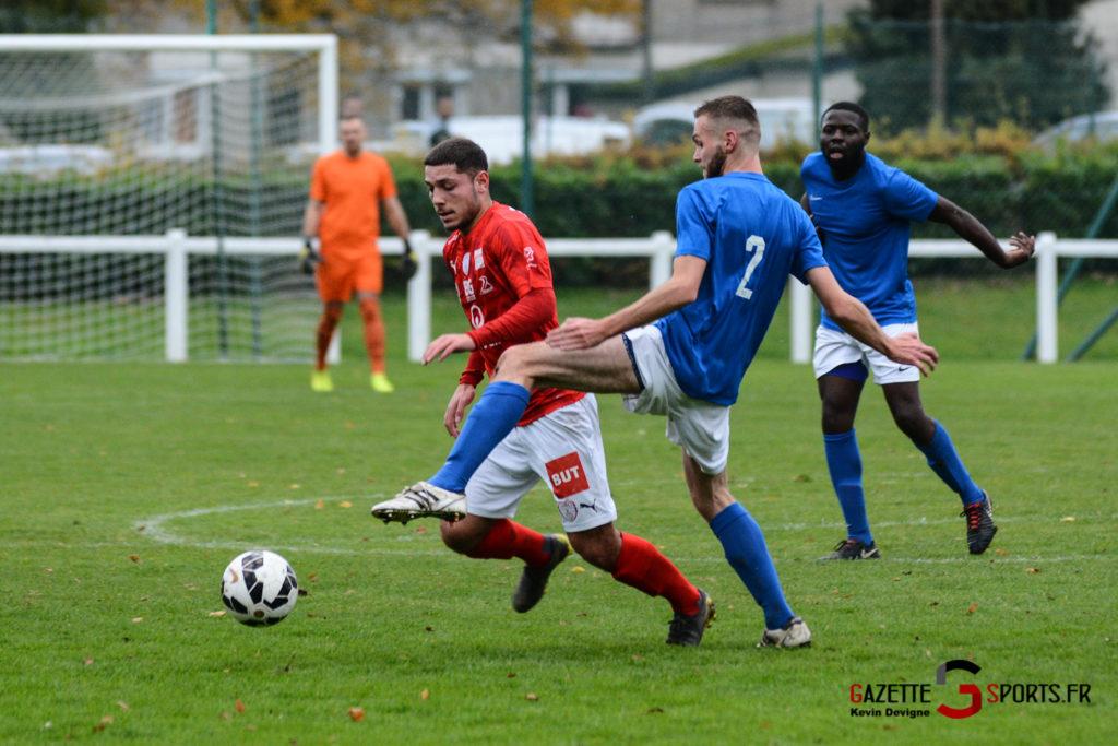 Football Montieres Vs Beauvais B Kevin Devigne 26