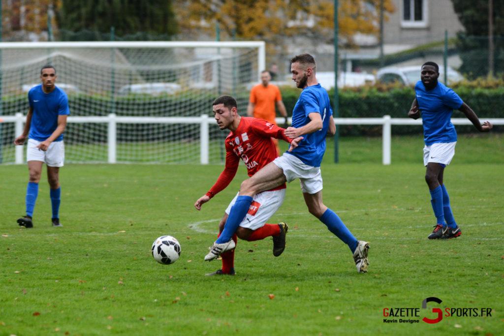 Football Montieres Vs Beauvais B Kevin Devigne 27