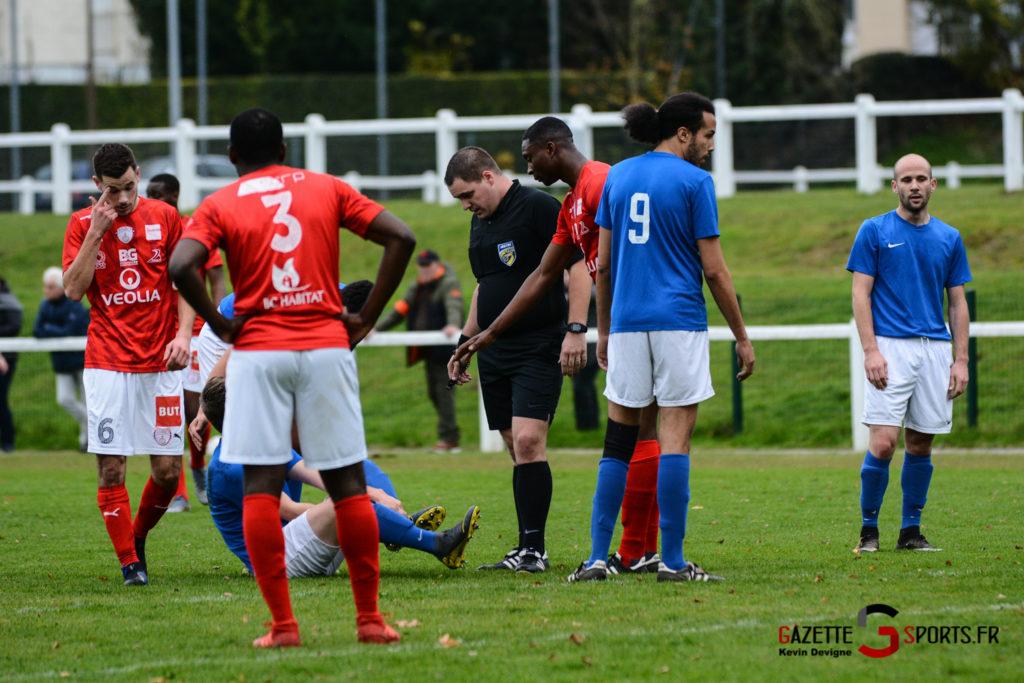 Football Montieres Vs Beauvais B Kevin Devigne 28