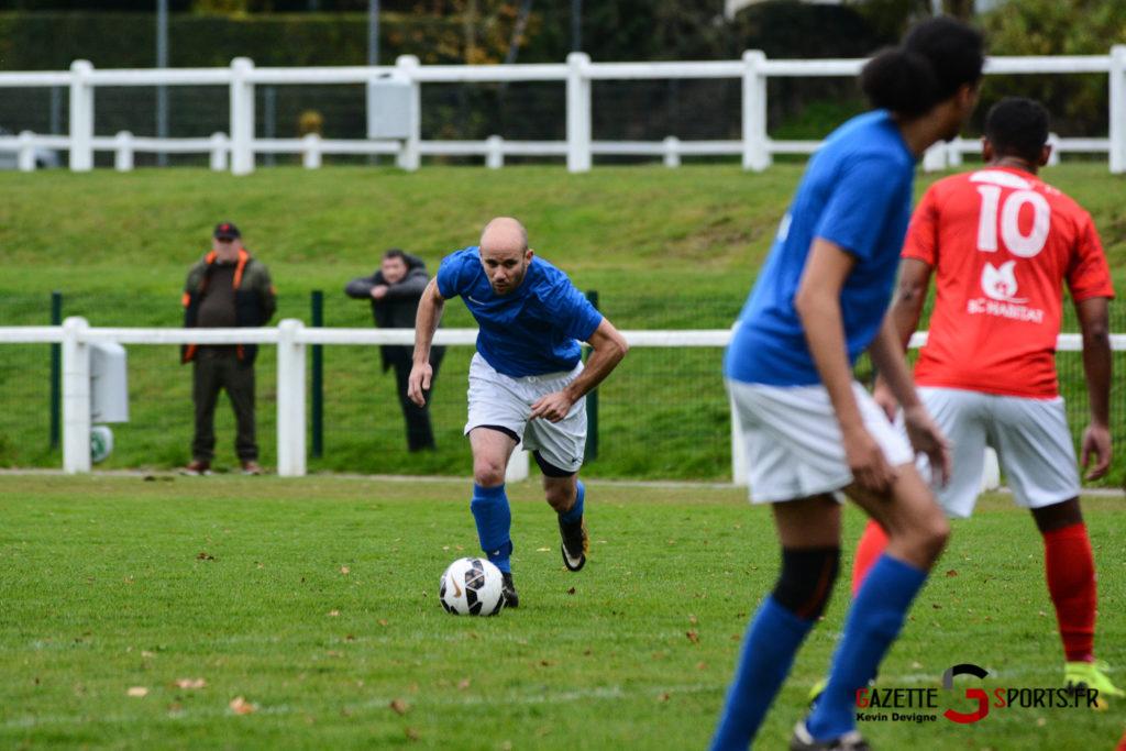 Football Montieres Vs Beauvais B Kevin Devigne 29