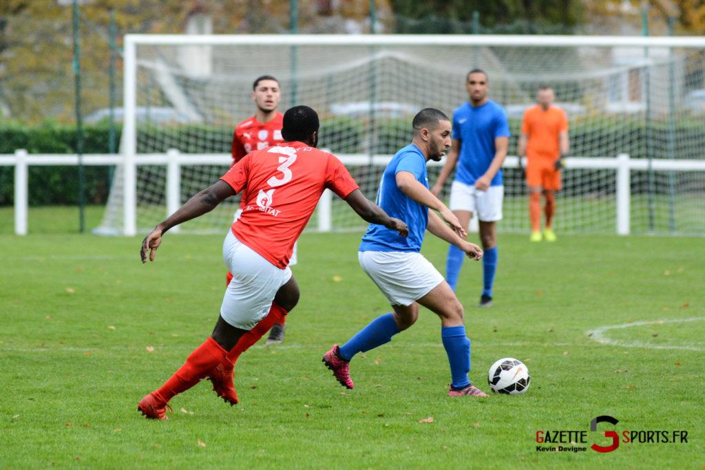 Football Montieres Vs Beauvais B Kevin Devigne 3