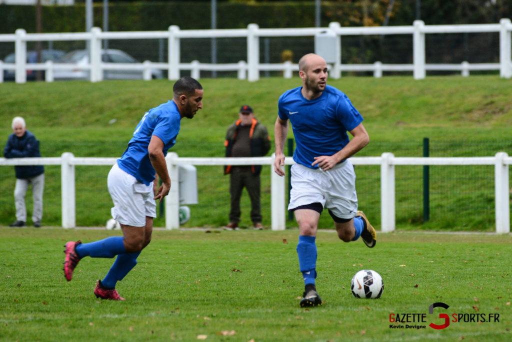 Football Montieres Vs Beauvais B Kevin Devigne 30
