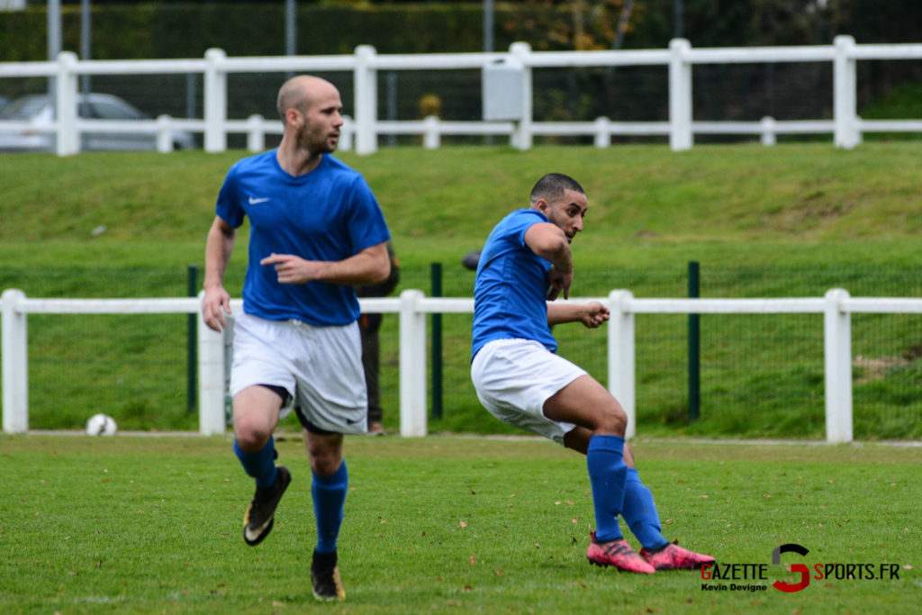 Football Montieres Vs Beauvais B Kevin Devigne 31