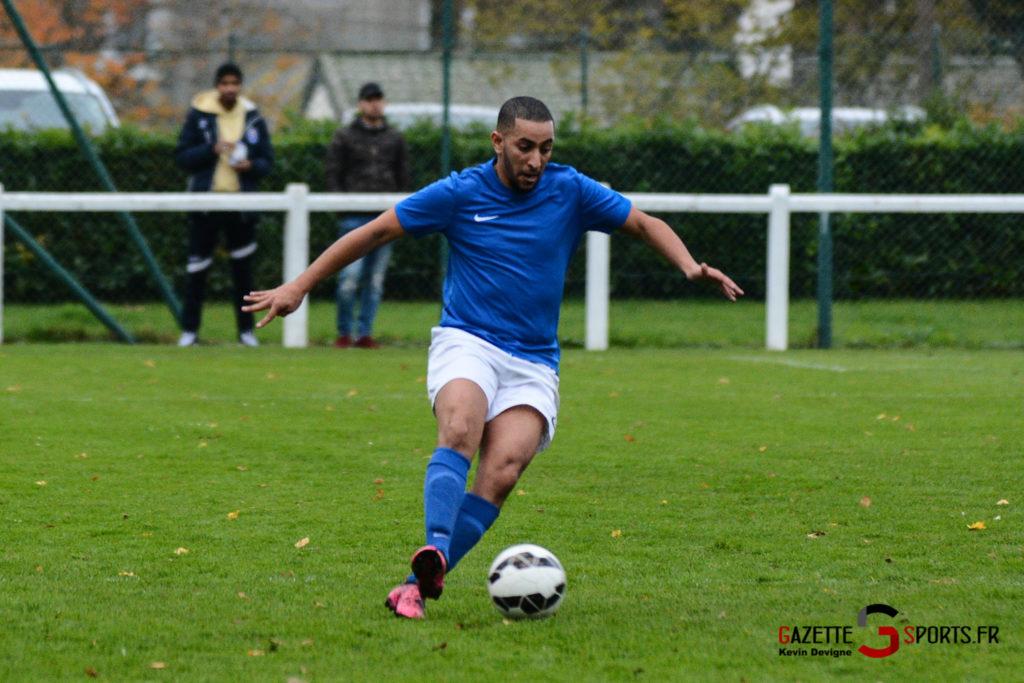 Football Montieres Vs Beauvais B Kevin Devigne 33