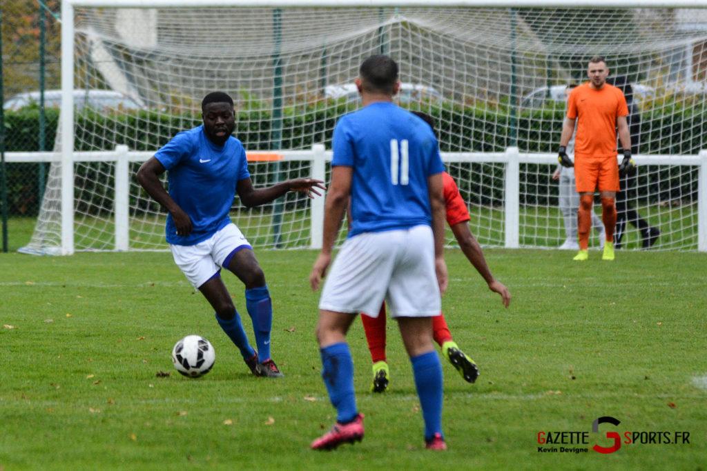 Football Montieres Vs Beauvais B Kevin Devigne 34