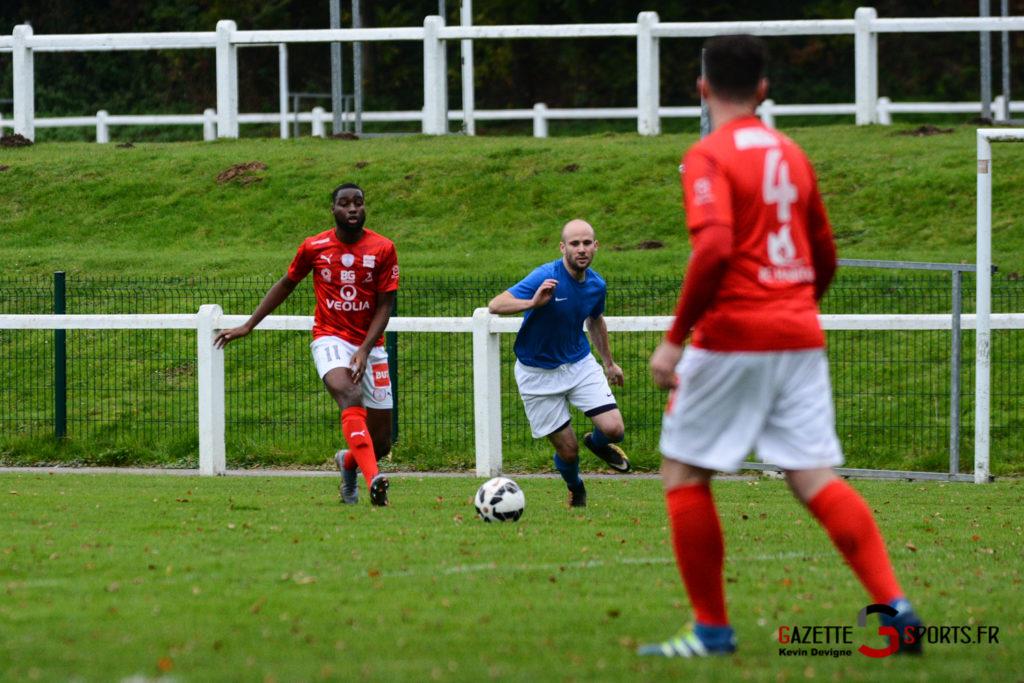 Football Montieres Vs Beauvais B Kevin Devigne 35