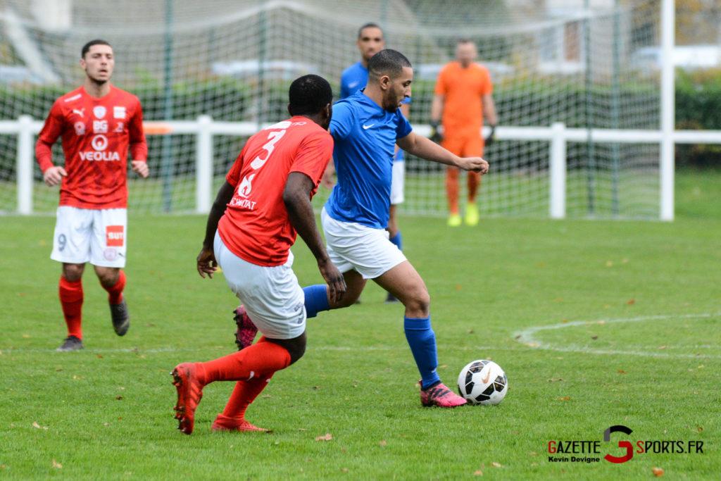 Football Montieres Vs Beauvais B Kevin Devigne 4