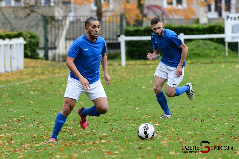 Football Montieres Vs Beauvais B Kevin Devigne 5