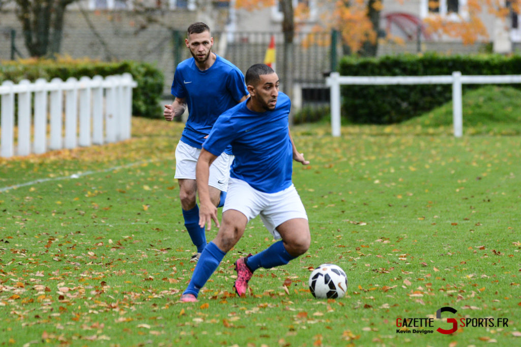 Football Montieres Vs Beauvais B Kevin Devigne 6