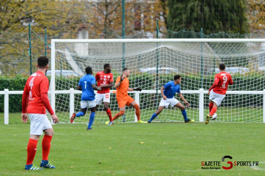 Football Montieres Vs Beauvais B Kevin Devigne 7