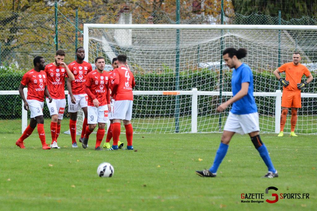 Football Montieres Vs Beauvais B Kevin Devigne 8