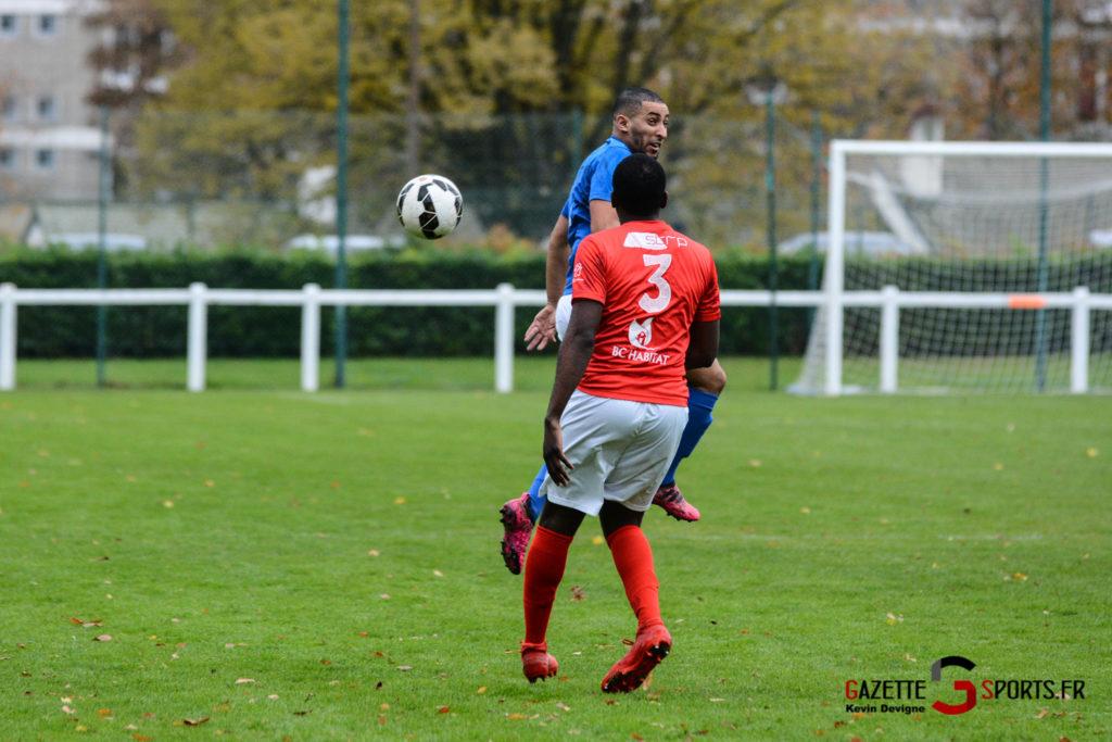 Football Montieres Vs Beauvais B Kevin Devigne 9