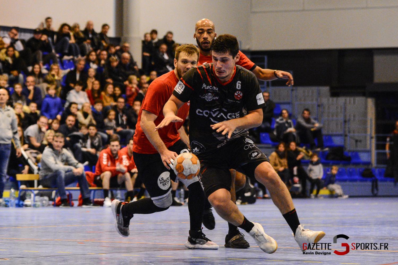 Handball Aph Vs Gonfreville Kevin Devigne 36