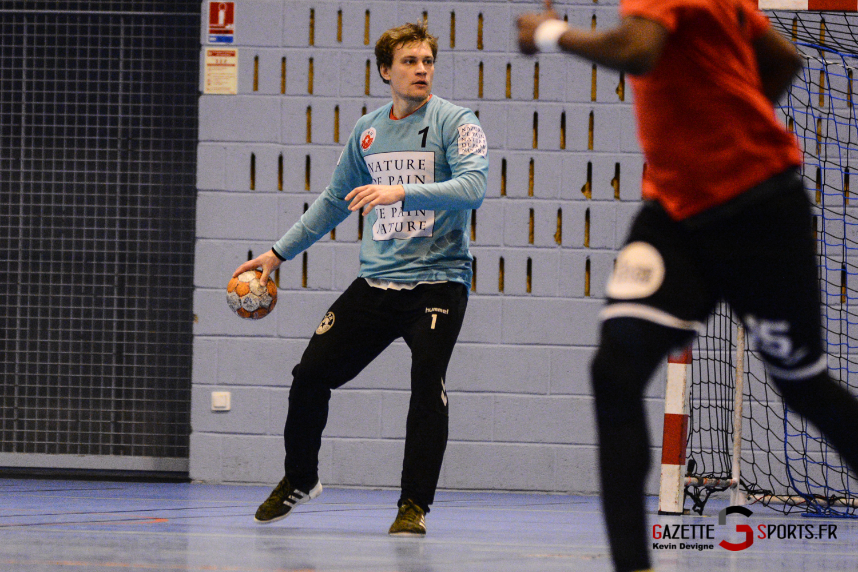Handball Aph Vs Gonfreville Kevin Devigne 56