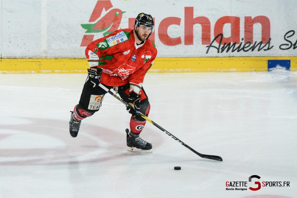 Hockey Sur Glace Gothiques Vs Anglet Kevin Devigne 10