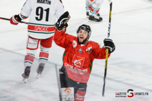Hockey Sur Glace Gothiques Vs Anglet Kevin Devigne 101