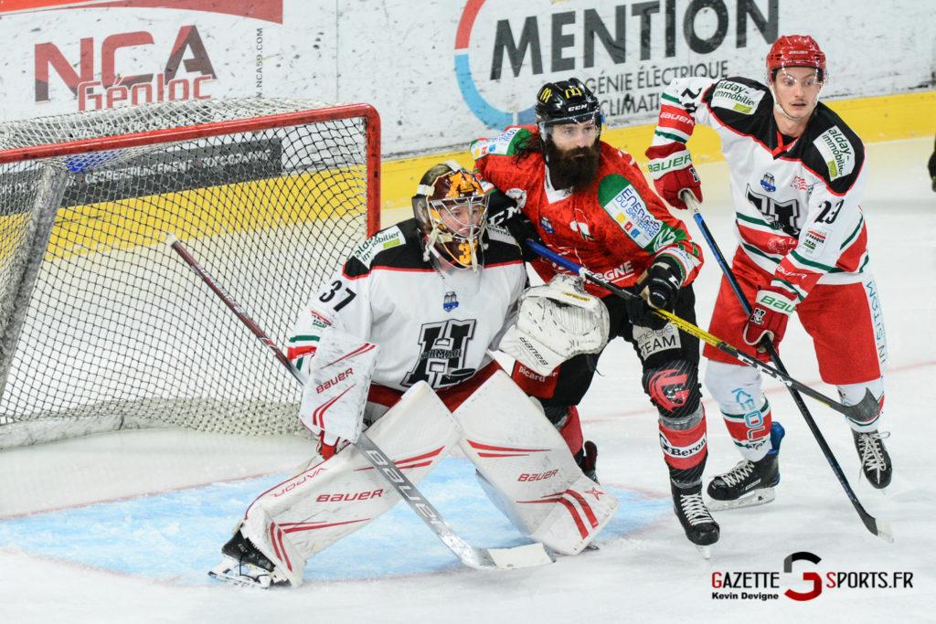 Hockey Sur Glace Gothiques Vs Anglet Kevin Devigne 11