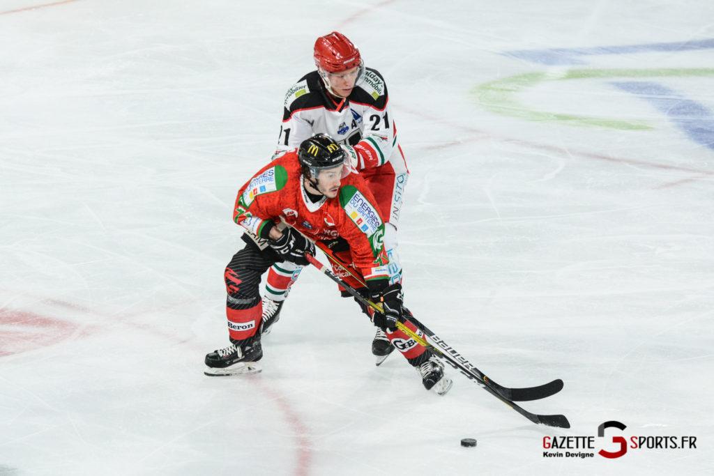 Hockey Sur Glace Gothiques Vs Anglet Kevin Devigne 12