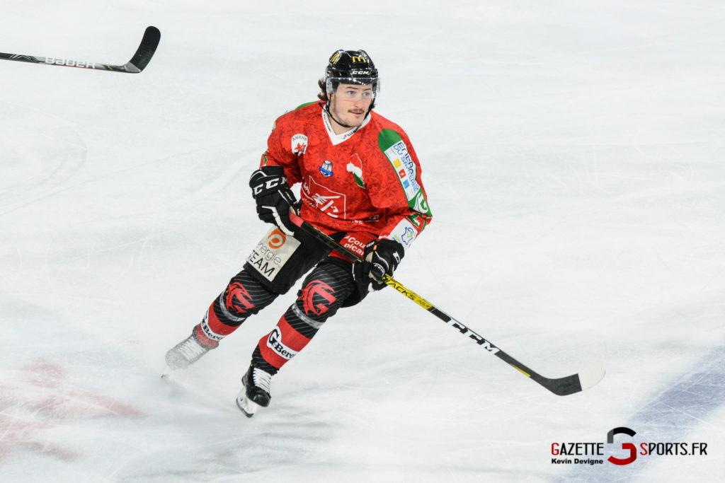 Hockey Sur Glace Gothiques Vs Anglet Kevin Devigne 13