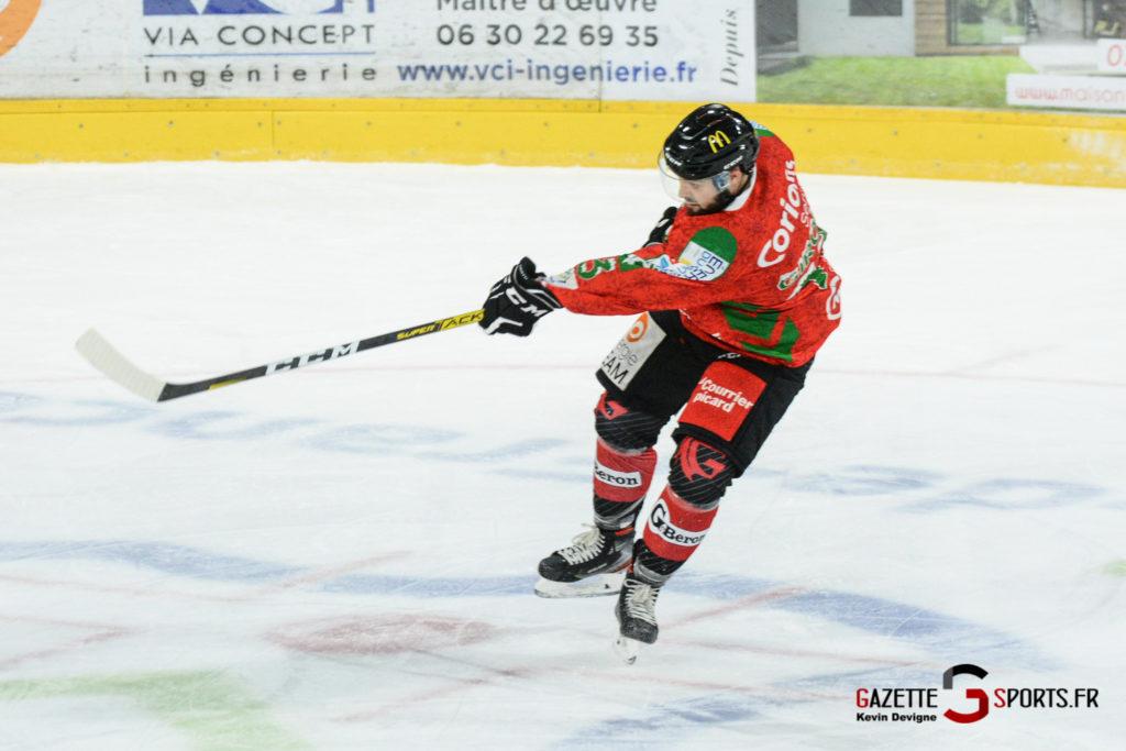 Hockey Sur Glace Gothiques Vs Anglet Kevin Devigne 15