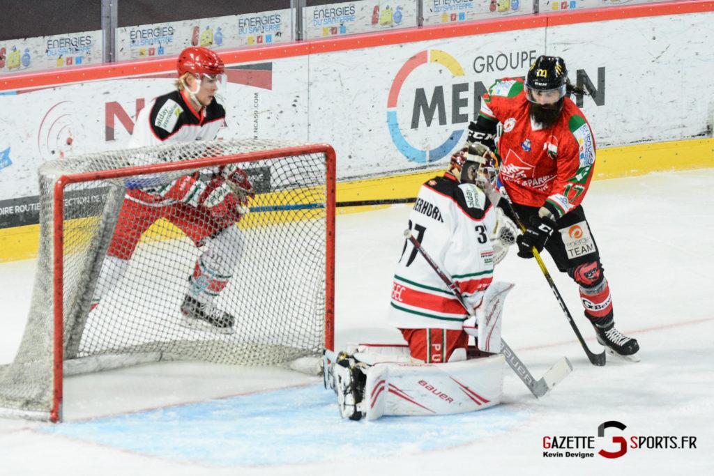 Hockey Sur Glace Gothiques Vs Anglet Kevin Devigne 16