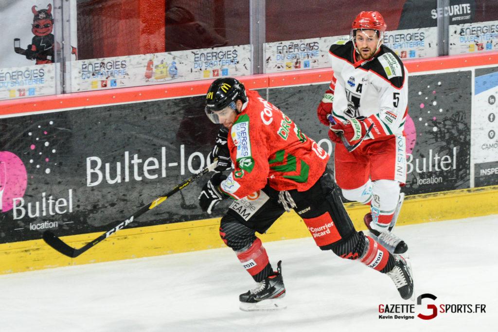 Hockey Sur Glace Gothiques Vs Anglet Kevin Devigne 17