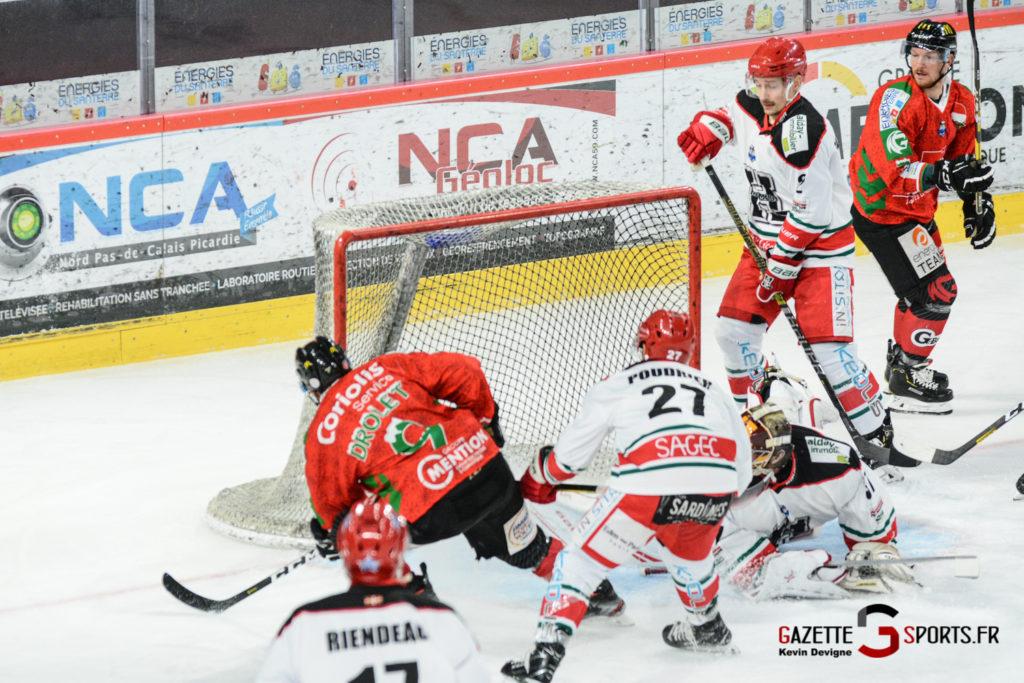 Hockey Sur Glace Gothiques Vs Anglet Kevin Devigne 18