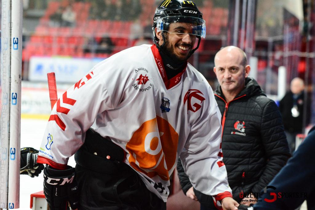 Hockey Sur Glace Gothiques Vs Anglet Kevin Devigne 2