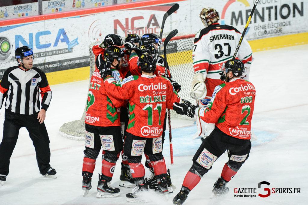 Hockey Sur Glace Gothiques Vs Anglet Kevin Devigne 20