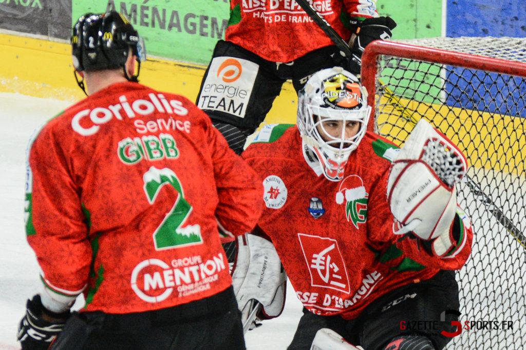Hockey Sur Glace Gothiques Vs Anglet Kevin Devigne 25
