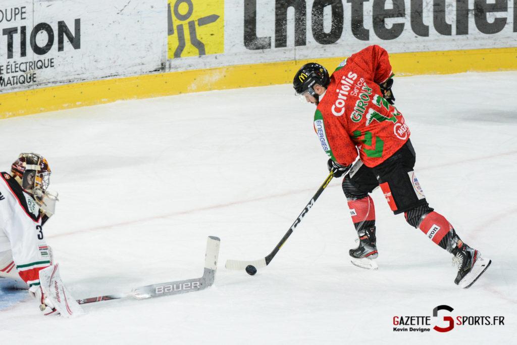 Hockey Sur Glace Gothiques Vs Anglet Kevin Devigne 26