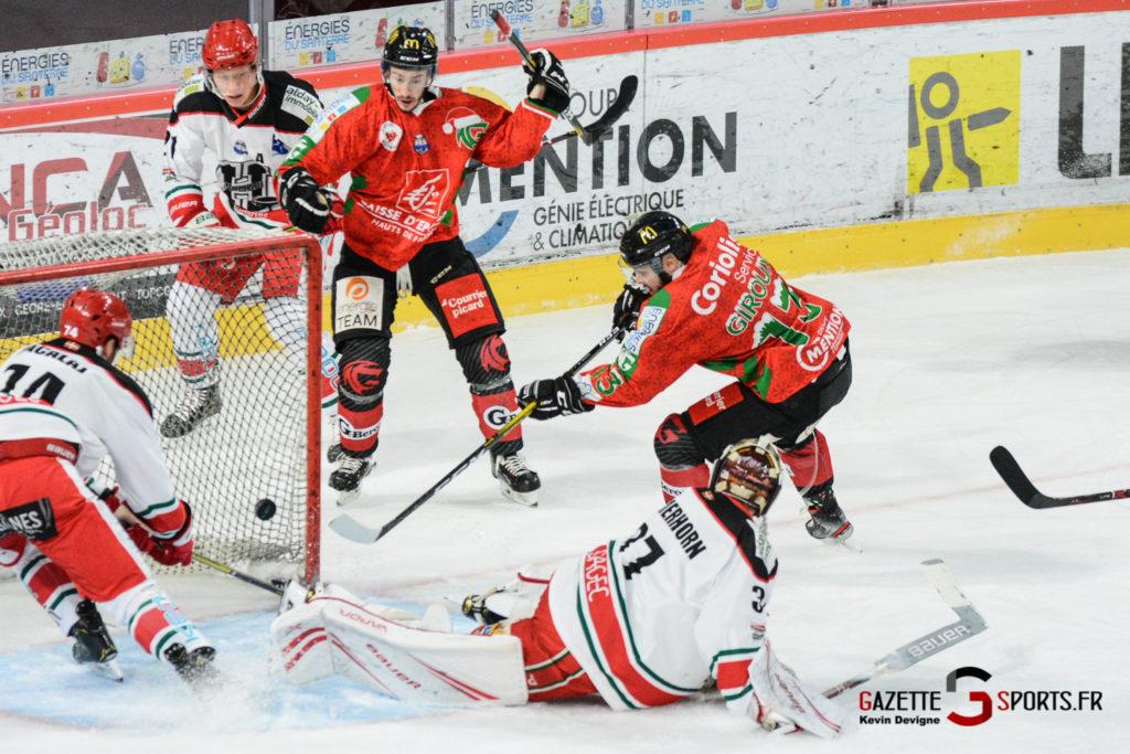 Hockey Sur Glace Gothiques Vs Anglet Kevin Devigne 27