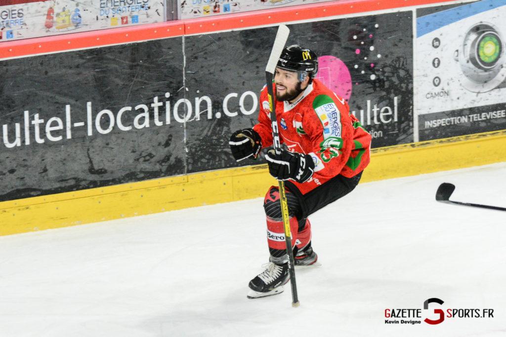 Hockey Sur Glace Gothiques Vs Anglet Kevin Devigne 28