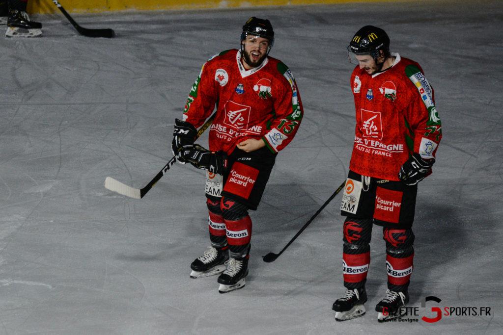 Hockey Sur Glace Gothiques Vs Anglet Kevin Devigne 29