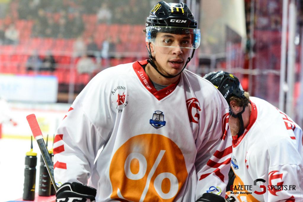 Hockey Sur Glace Gothiques Vs Anglet Kevin Devigne 3