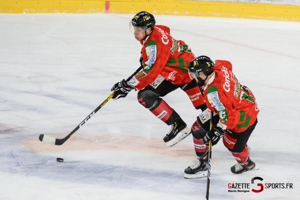 Hockey Sur Glace Gothiques Vs Anglet Kevin Devigne 30