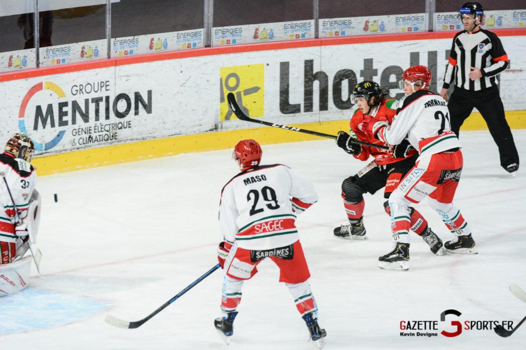 Hockey Sur Glace Gothiques Vs Anglet Kevin Devigne 31