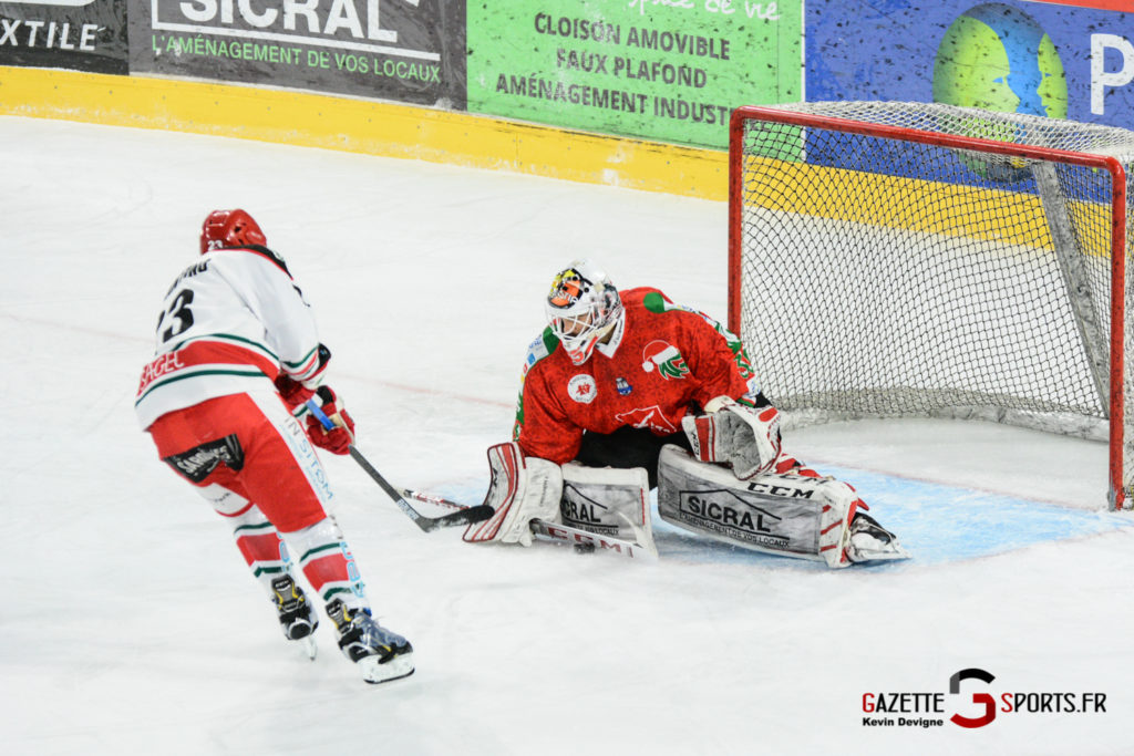 Hockey Sur Glace Gothiques Vs Anglet Kevin Devigne 35