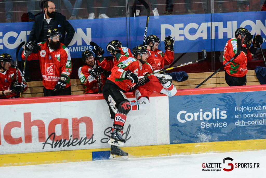Hockey Sur Glace Gothiques Vs Anglet Kevin Devigne 36