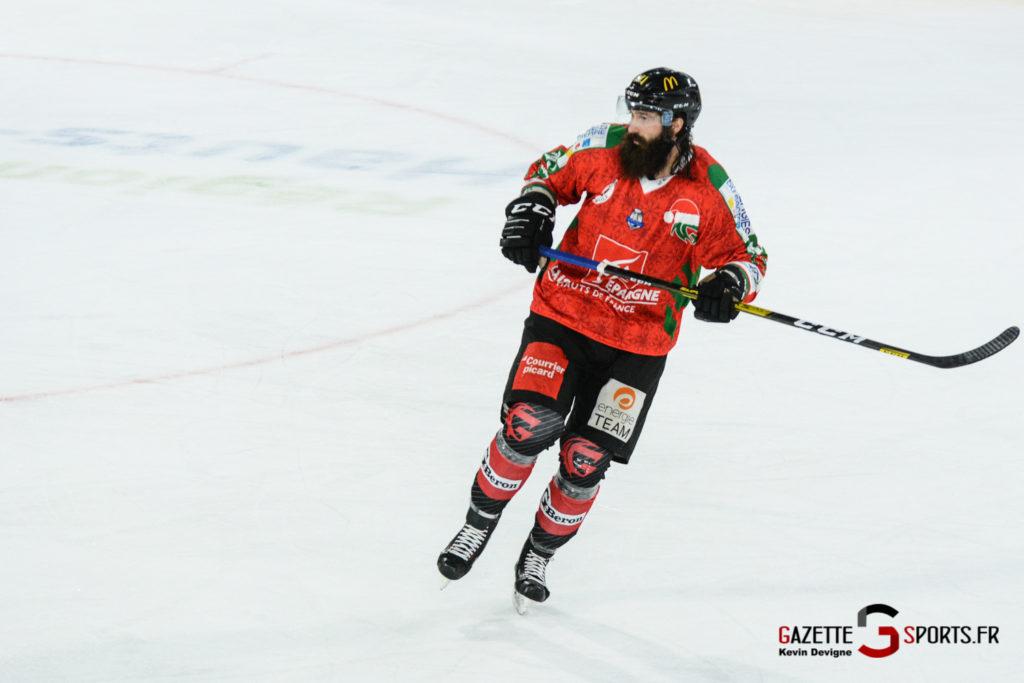 Hockey Sur Glace Gothiques Vs Anglet Kevin Devigne 38