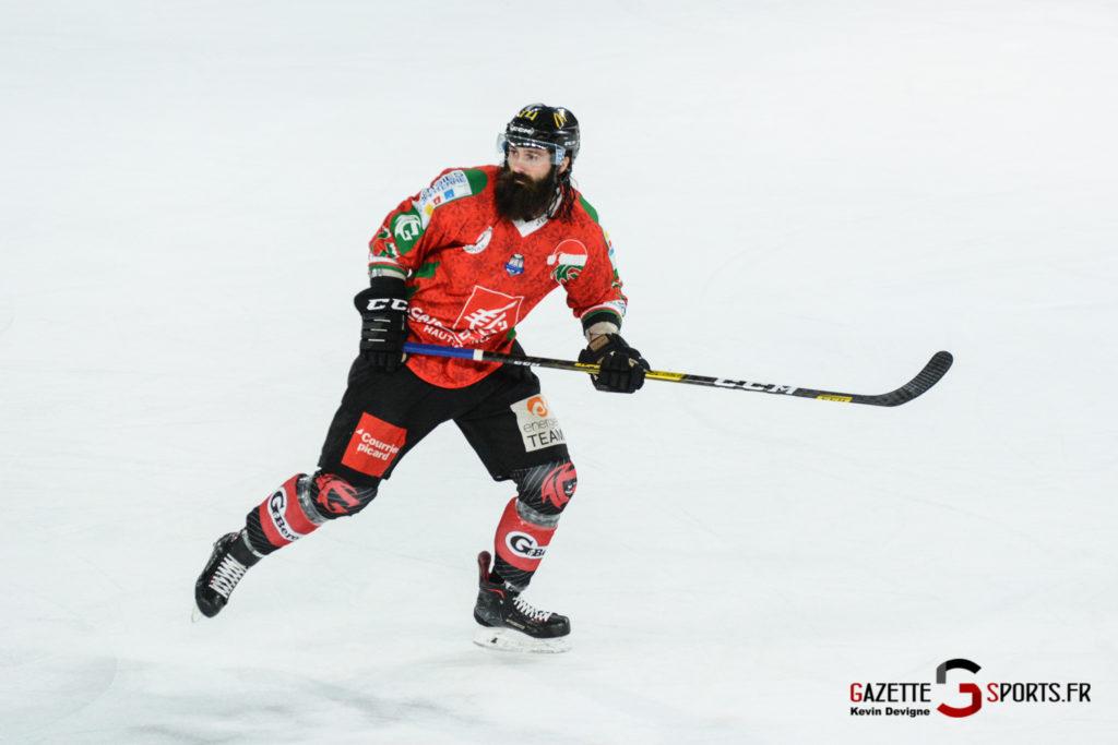 Hockey Sur Glace Gothiques Vs Anglet Kevin Devigne 39