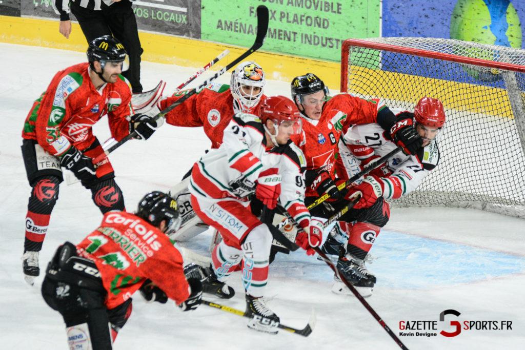 Hockey Sur Glace Gothiques Vs Anglet Kevin Devigne 41