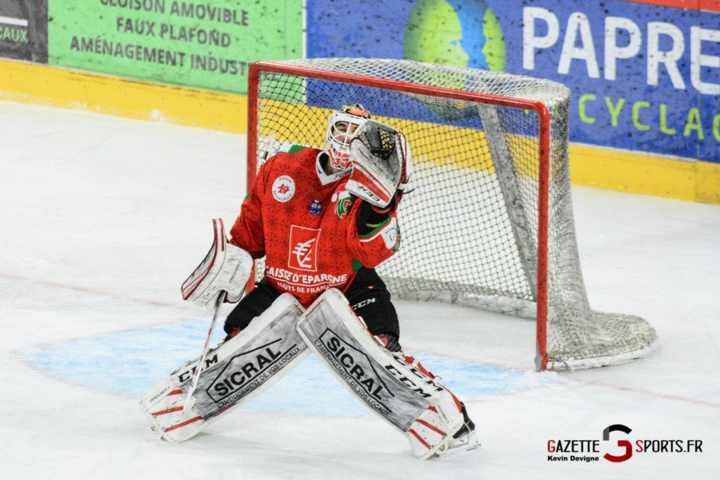 Hockey Sur Glace Gothiques Vs Anglet Kevin Devigne 43