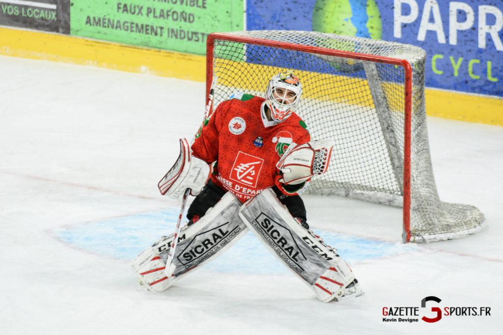 Hockey Sur Glace Gothiques Vs Anglet Kevin Devigne 44